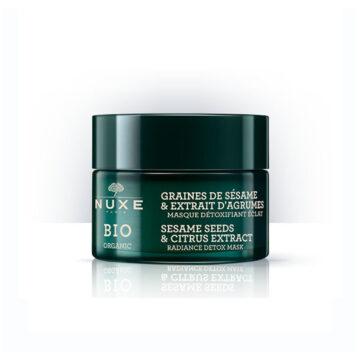 Nuxe Bio detoksikacijska maska za sijočo kožo