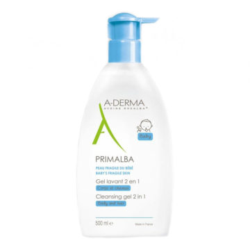 A-Derma Primalba gel za umivanje las