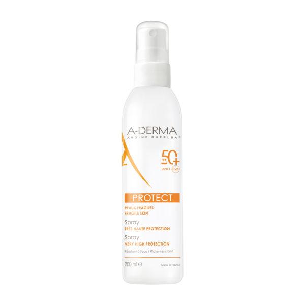A-Derma Protect ZF 50+ pršilo za odrasle