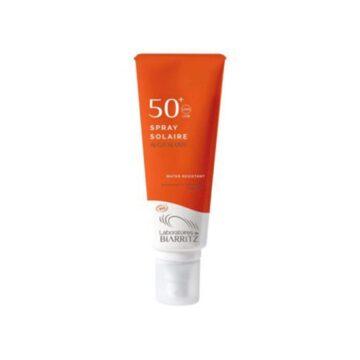 Alga Maris BIO Sprej za sončenje za obraz in telo SPF50+, 125 ml