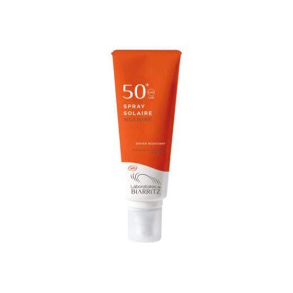 Alga Maris BIO sprej za sončenje za obraz in telo SPF50+, 100 ml