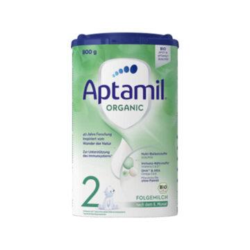 Aptamil Organic 2, 800 g