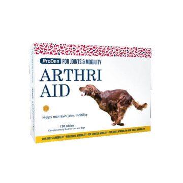 Arthriaid tablete za sklepe za pse, 120 tablet