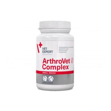 Arthrovet Complex kapsule za manjše pse in mačke, 60 kapsul