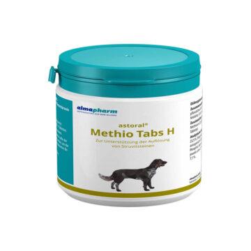 Astoral Methio Tabs H tablete za pse, 125 tablet