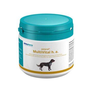 Astoral Multivital H.A. prašek za pse, 250 g