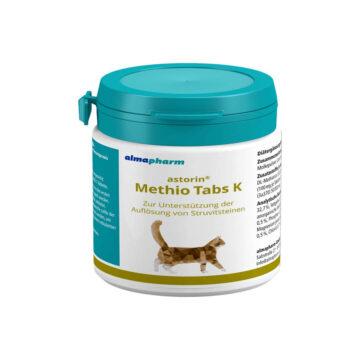 Astorin Methio Tabs K tablete za mačke, 200 tablet