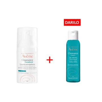 Avene Cleanance Comedomed koncentrat, 30 ml + DARILO