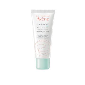 Hydra pomirjujoča krema za suho kožo Avene Cleanance