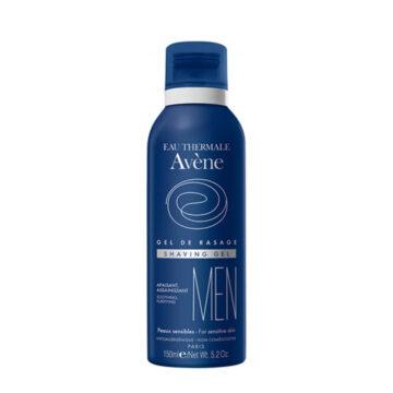 Avene Men gel za britje, 150 ml