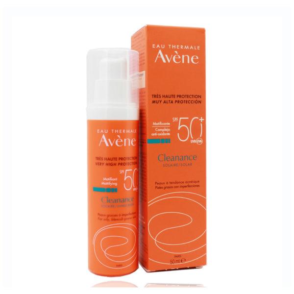 Avene Sun Cleanance krema ZF 50+