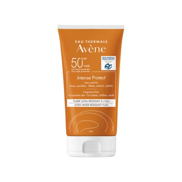 Avene Sun Intense Protect fluid ZF 50+, 150 ml
