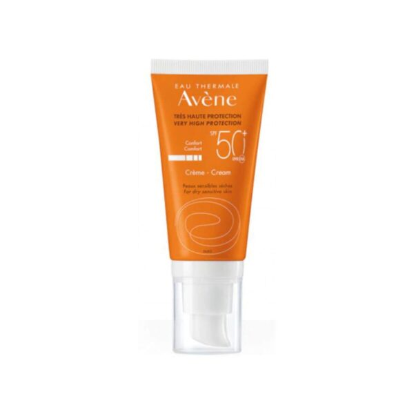 Avene Sun krema ZF50+, 50 ml