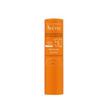Avene Sun stik za ustnice SPF 50+, 3 g