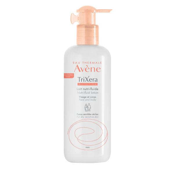 Avene TriXera mleko za suho kožo