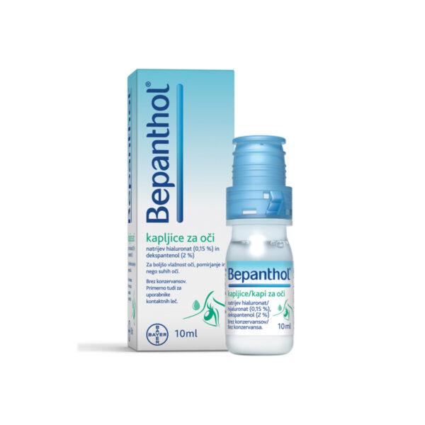 Bepanthol kapljice za oči, 10 ml