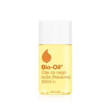 Bio-Oil naravno olje za nego kože, 60 ml