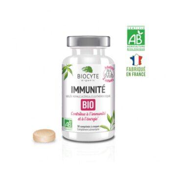 Biocyte BIO Imunost, 30 žvečljivih tablet