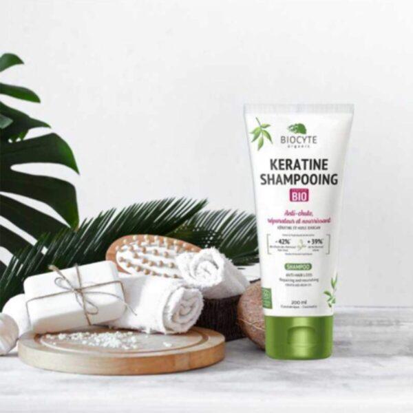 Biocyte BIO keratin šampon, 200 ml 01
