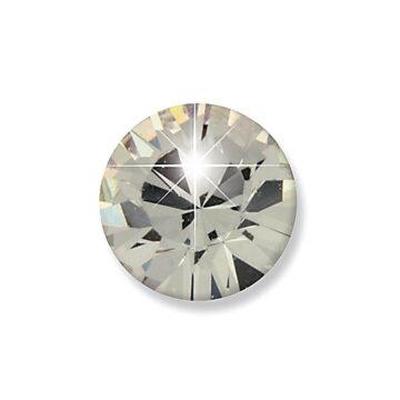 Biojoux medicinski uhani Swarovski kristal BJT3060