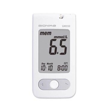 Bionime Rightest GM550 merilnik krvnega sladkorja, 1 merilnik