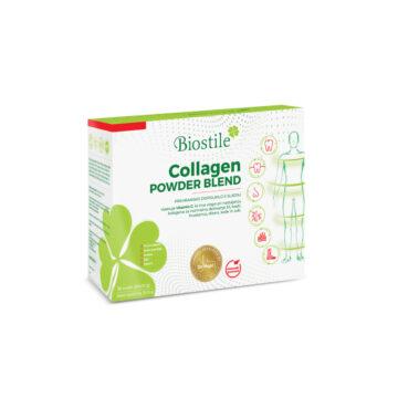 Biostile Collagen Powder Blend, 30 vrečk