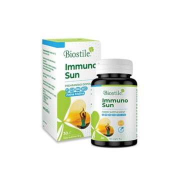 Biostile Immuno Sun kapsule, 30 kapsul