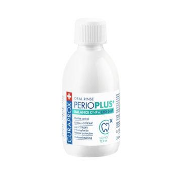 Curaprox ustna voda Perio Plus+ Balance 0,05%, 200 ml
