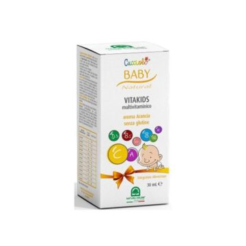 Cucciolo Vitakids Multivitamini kapljice, 30 ml
