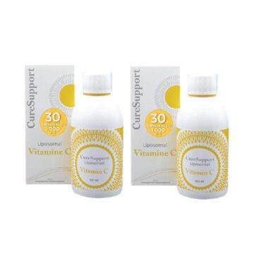 CureSupport liposomal vitamin C tekočina 1+1 GRATIS