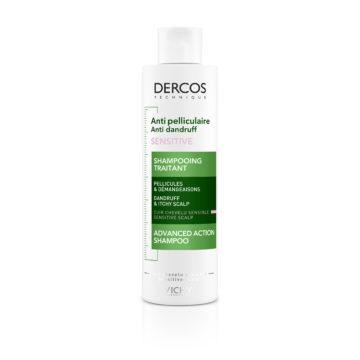 Vichy Dercos Antipelliculare Sensitive negovalni šampon