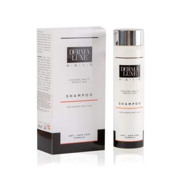 DermaluxeHair šampon proti izpadanju las za mastne lase, 200 ml