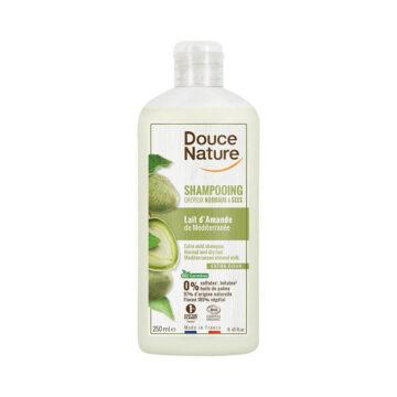 Douce Nature naravni šampon za normalne lase mandelj, 250 ml
