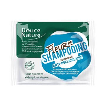 Douce Nature naravni trdi šampon za lase proti prhljaju, 85 g