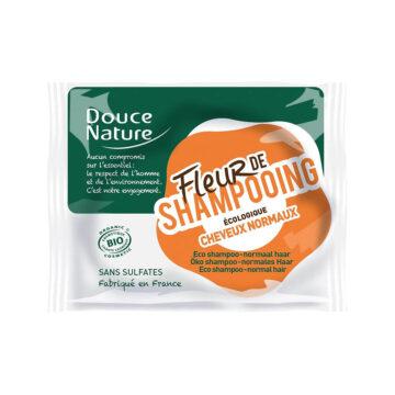 Douce Nature naravni trdi šampon za normalne lase, 85 g