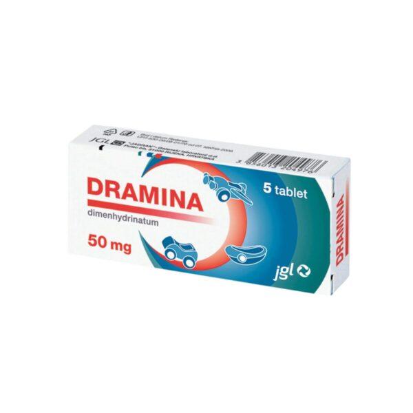 Dramina 50 mg tablete