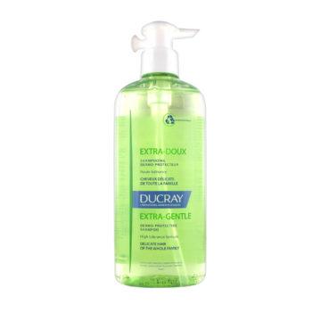 Ducray Extra-Doux hidratantni šampon za lase za pogosto umivanje, 400 ml
