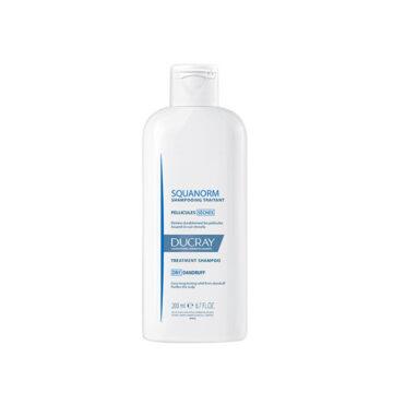 Ducray Squanorm šampon proti suhemu prhljaju, 200 ml