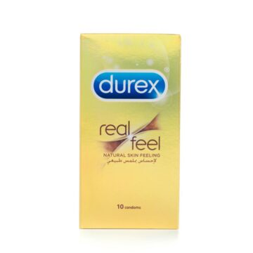 Durex Real Feel kondomi, 10 kondomov