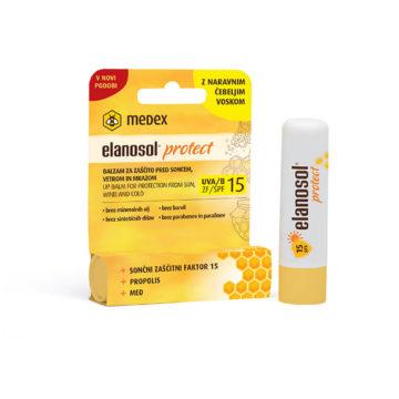 Medex Elanosol Protect balzam, 5,1 g