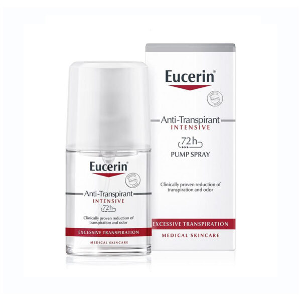 Eucerin 72 h intenzivni deodorant sprej, 30 ml