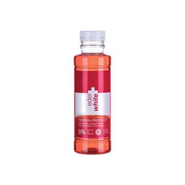 Edel+White Fresh+Protect ustna voda, 400 ml