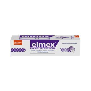 Elmex zobna pasta proti eroziji Professional, 75 ml