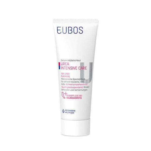 Eubos 10% Urea krema za noge, 100 ml