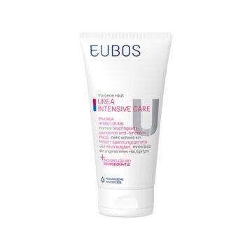 Eubos 5% Urea Hydro losjon za telo, 200 ml