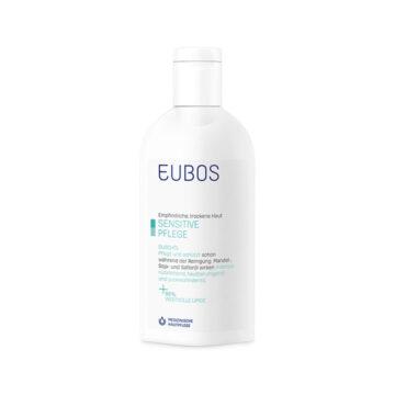 Eubos Sensitive olje za prhanje F, 200 ml