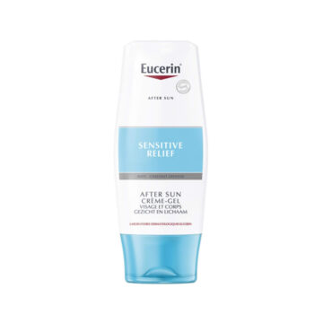 Eucerin After Sun Sensitive Relief kremni gel, 200 ml