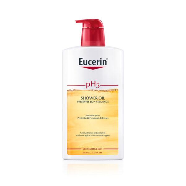 Eucerin pH5 olje za prhanje, 1000 ml