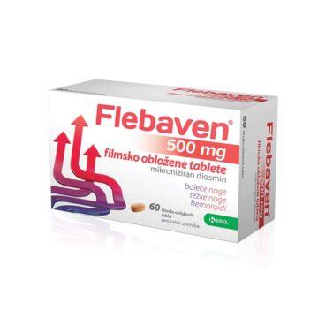 Flebaven 500 mg filmsko obložene tablete