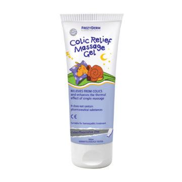 Frezyderm Baby Colic Relief masažni gel